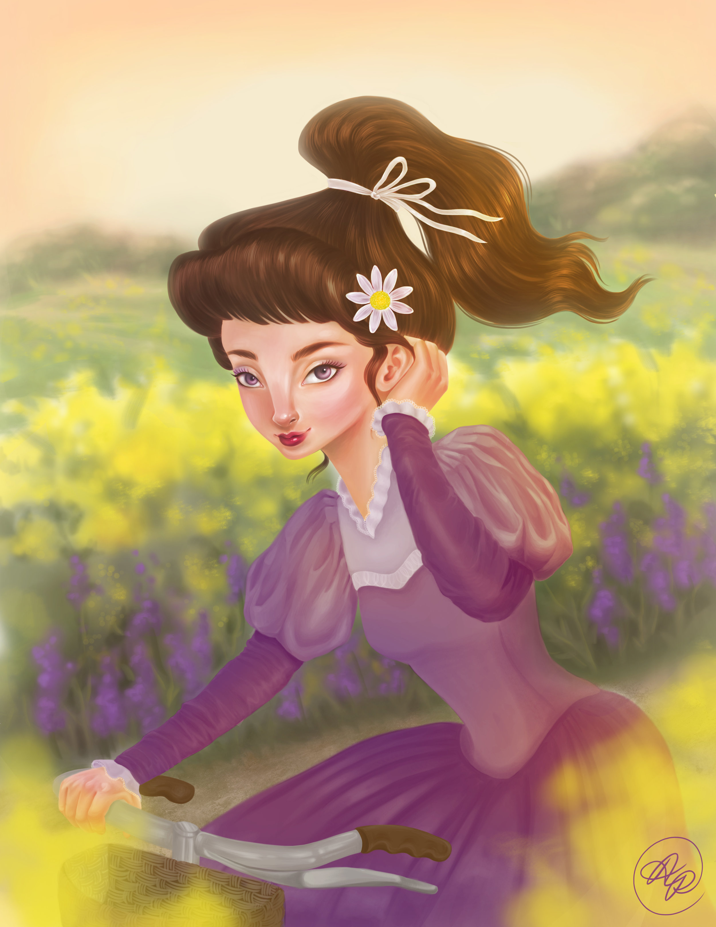 The Girl in the Meadow.jpg