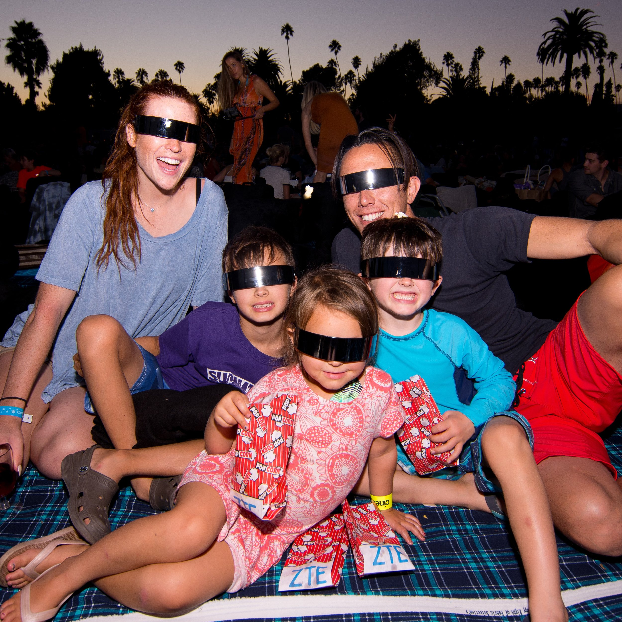 ZTE Summer Nights at Cinespia