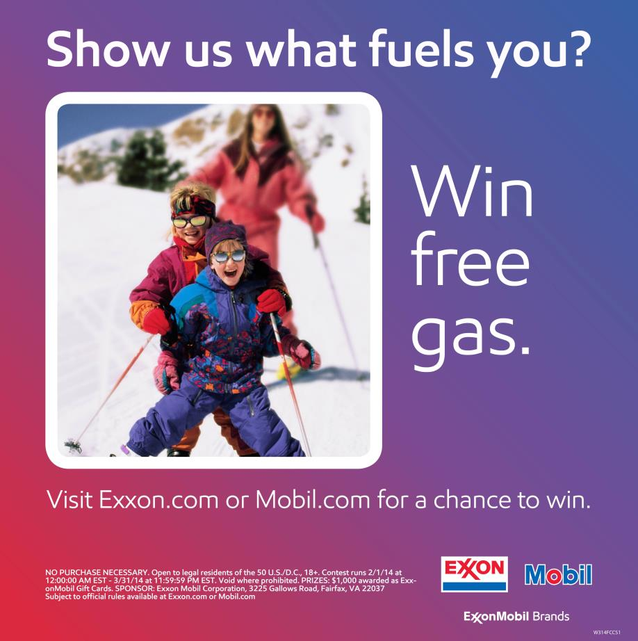 ExxonMobil What Fuels You