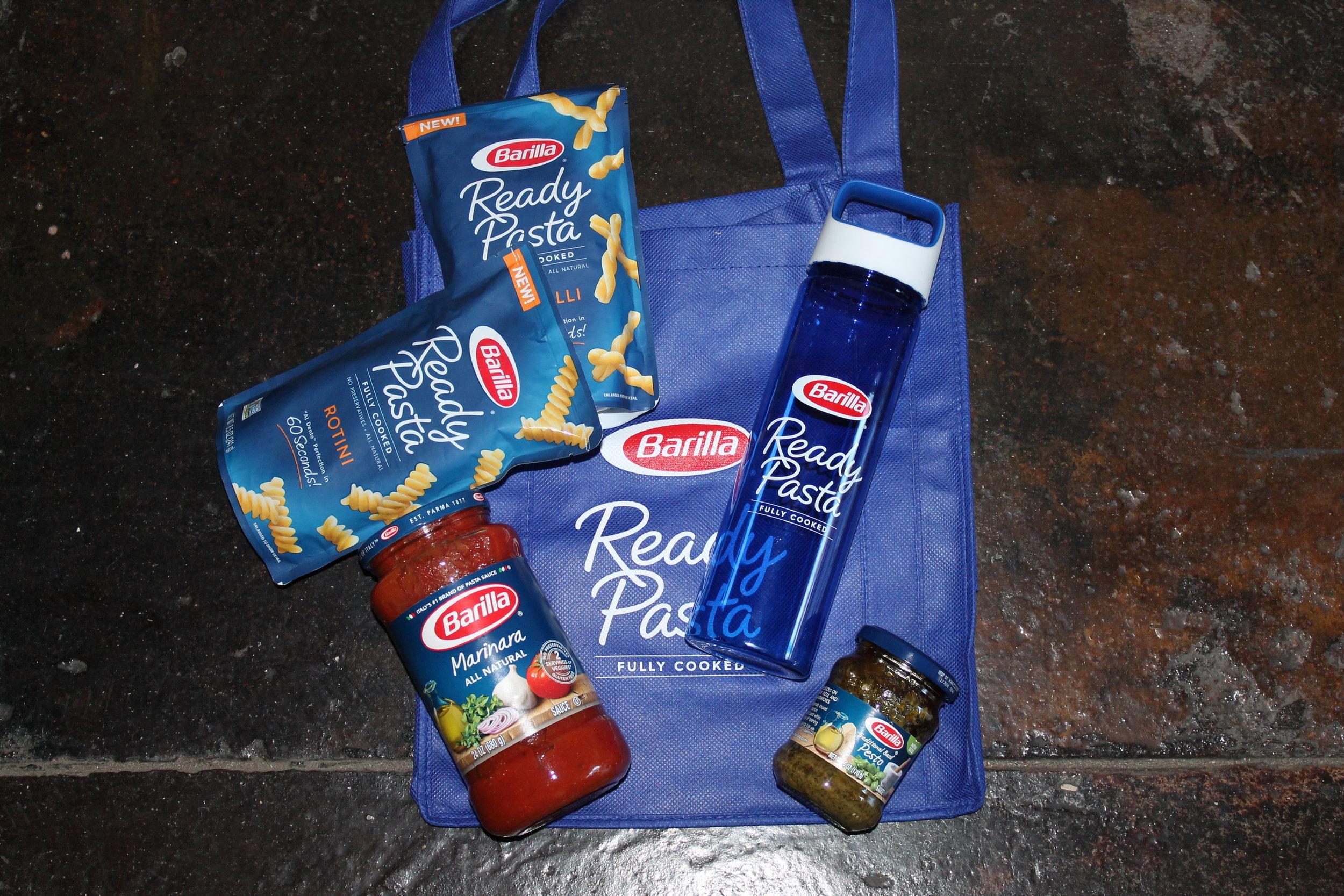 Barilla Ready Pasta Kit