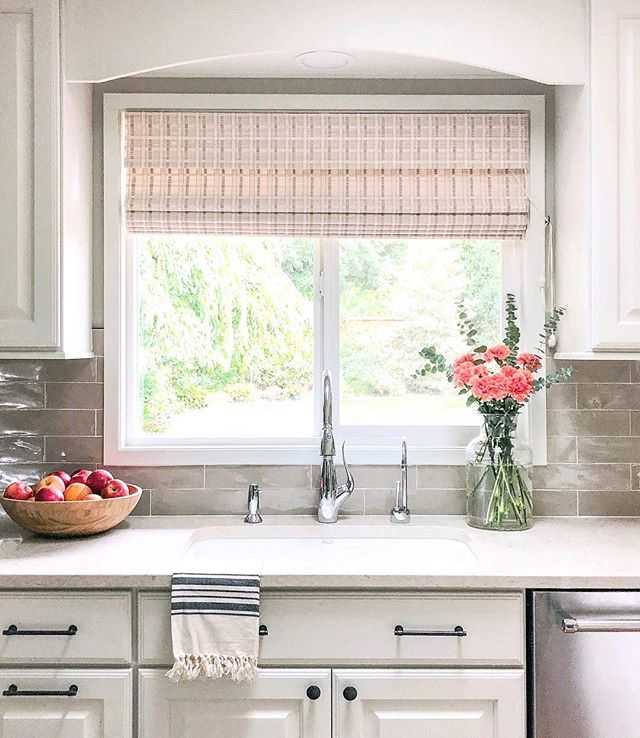 When washing the dishes feels like a dream in your sparkling new kitchen. ✨ And, because I know you all love a before and after. . . . . . . . . . #naturallight #interiordesign  #designtrend #beforeandafter #fixerupper #diyhome #subwaytile #subwaytilebacksplash #handmadesubwaytile #seattleremodel #homerenovation #homeimprovement #whitecabinets #whitekitchens #housetour #caesarstone #doingneutralright #kitchenremodel #kitchensofinsta #kitchensofinstagram #kitcheninspo #gathered14512 #kenmore #kirklandwashington #kirklandwa #absolutegmmyhousetoyours #gatheredhouse #pnwflowers