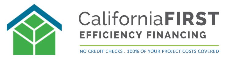 CaliforniaFirst Logo