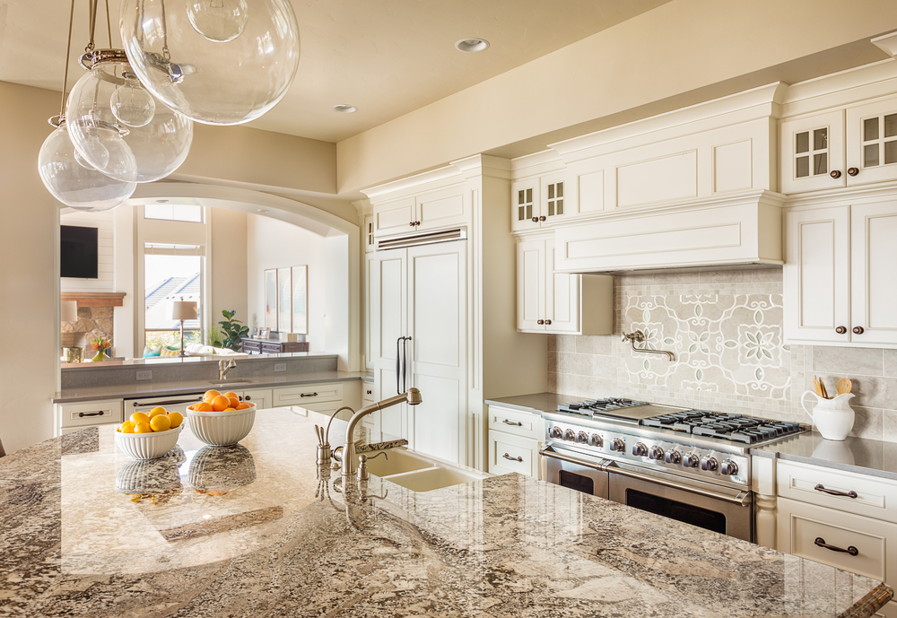 Kitchen Remodeling - We provide cabinets, counters, kitchen tiles, and kitchen islands for homeowners. Schedule a free estimate to get our best deals today.