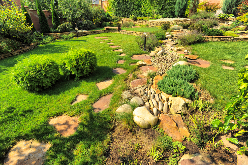 Lawn installation and Landscape Services Lake Forest, CA