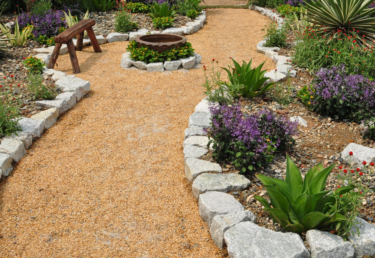 Drought Friendly Landscape Design Irvine