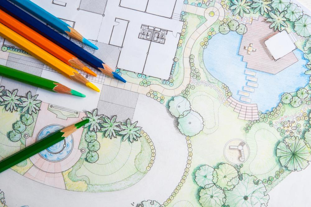 Landscape Design Plans Irvine