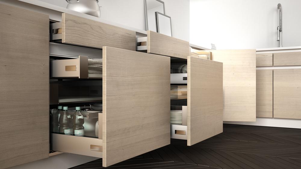 Kitchen Cabinet Repair Services In Irvine, CA | Inner City