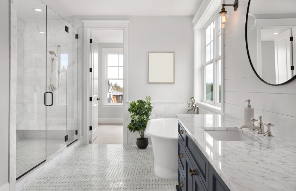 remodeling residential bathrooms in Mission Viejo, Ca
