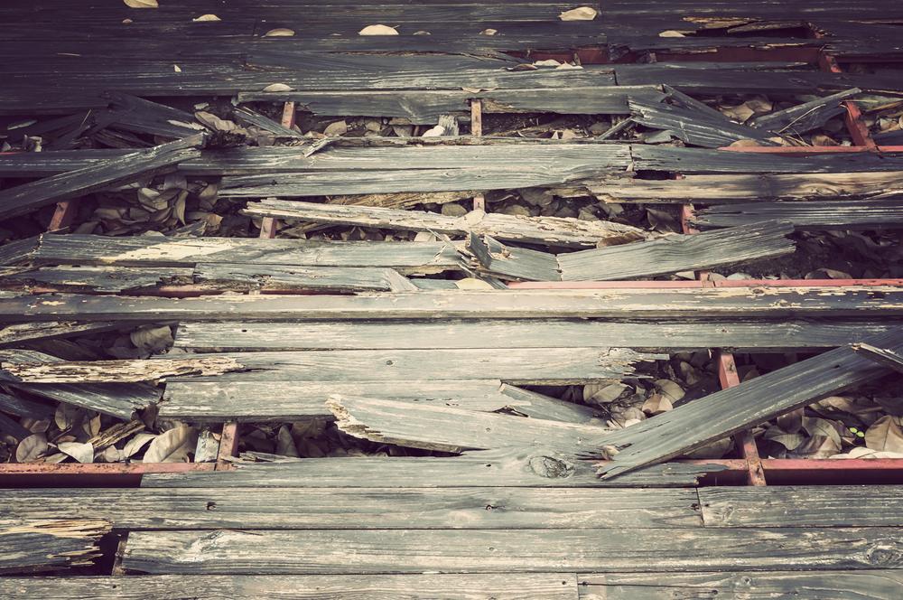 Repairing Damaged Decks -