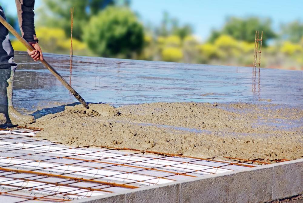 concrete slab forming