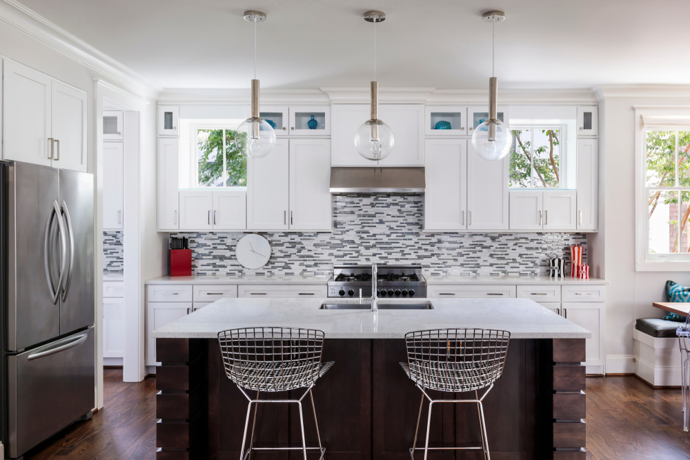 Long Beach Ca Kitchen Remodeling And Kitchen Repairs Inner City Skyline