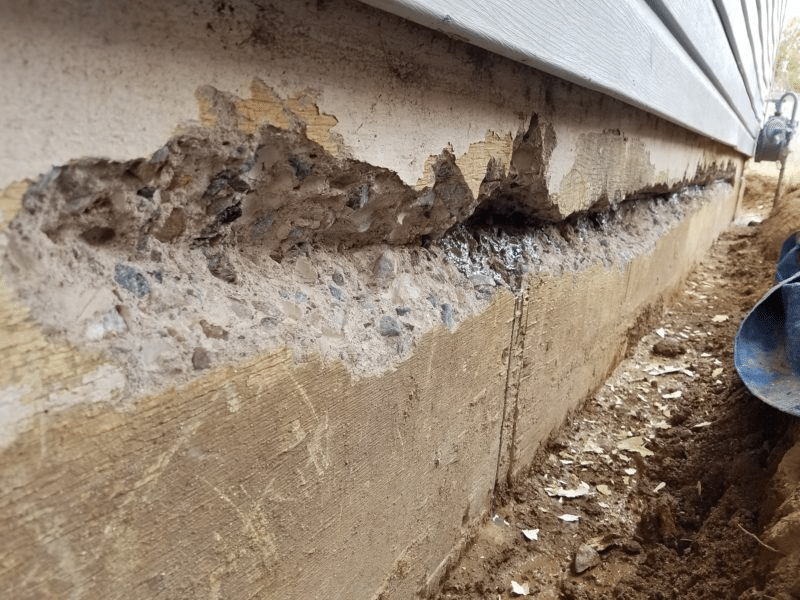 Foundation repair LA