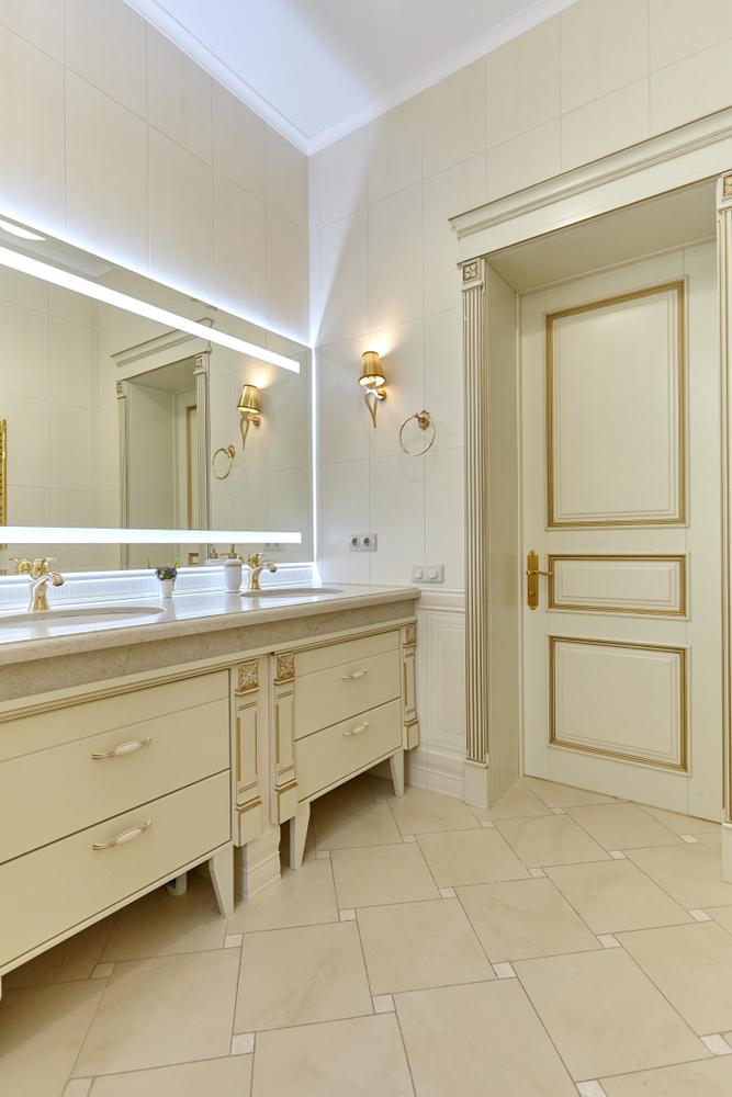 Bathroom Tile Flooring Orange County