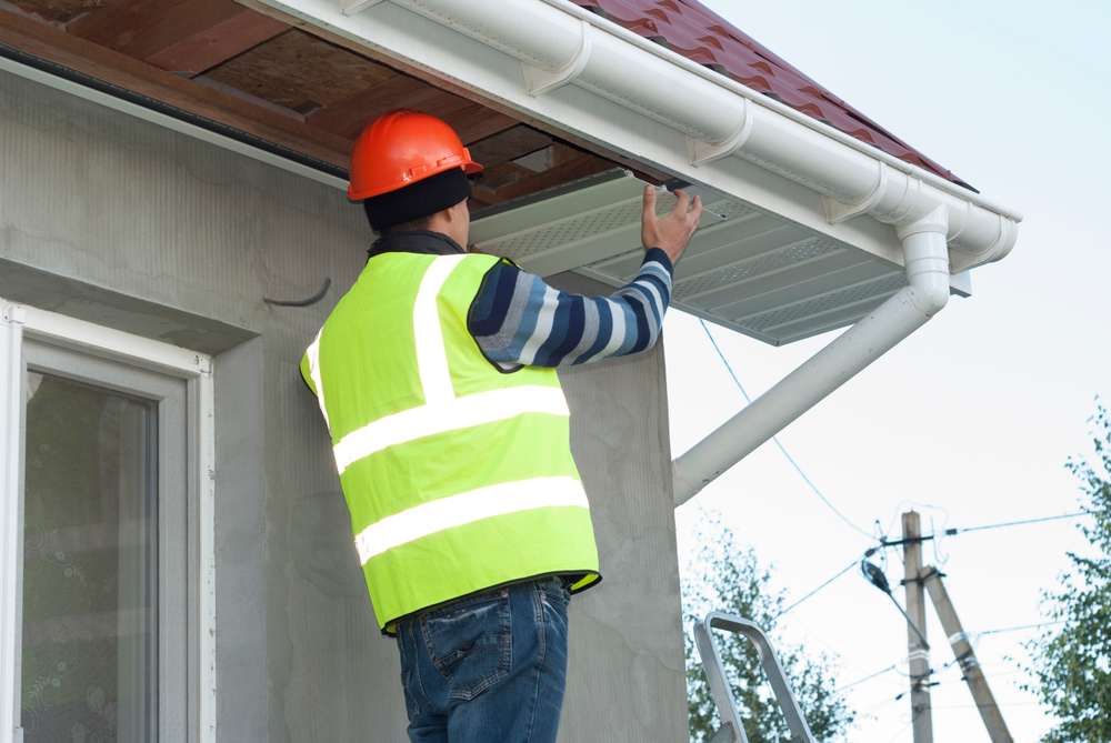 soffit installation and repair services riverside