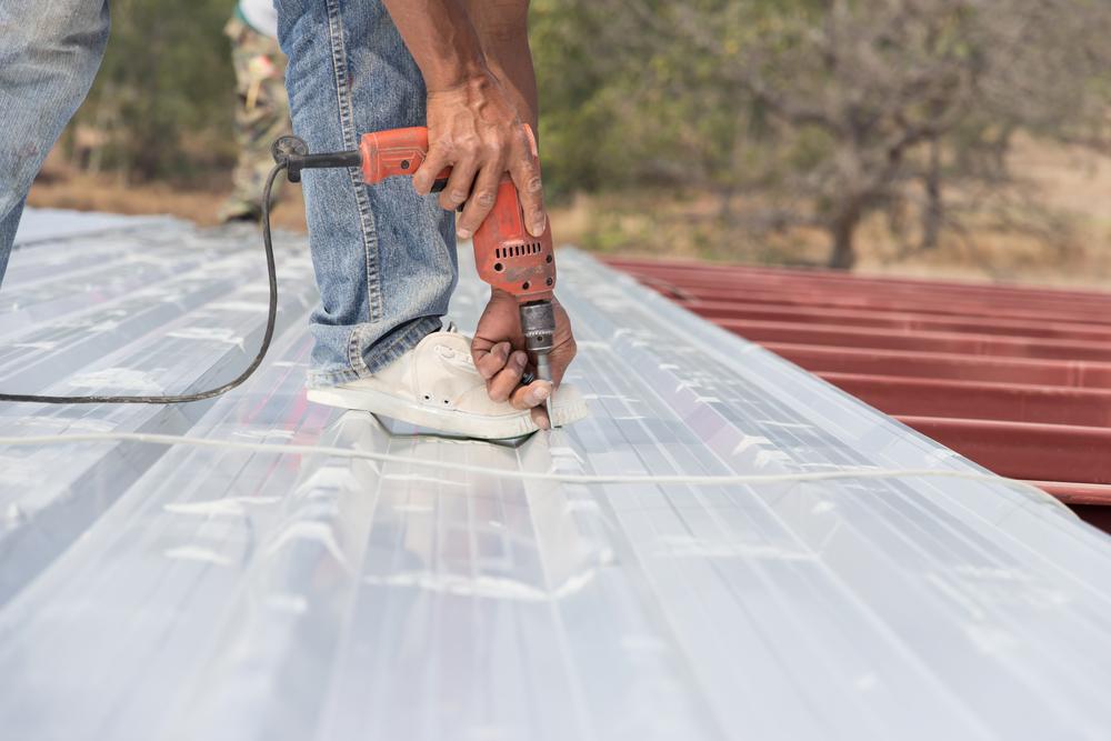 Metal Roof Repair Huntington Beach