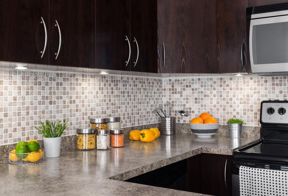 Kitchen Backsplash Santa Monica