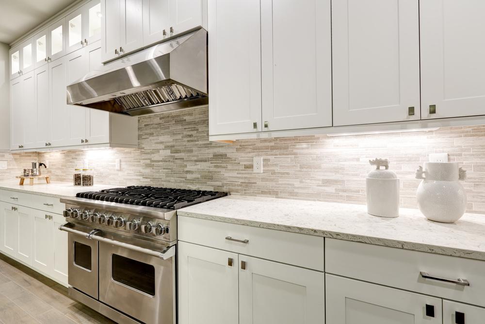 White Kitchen Cabinets Santa Monica