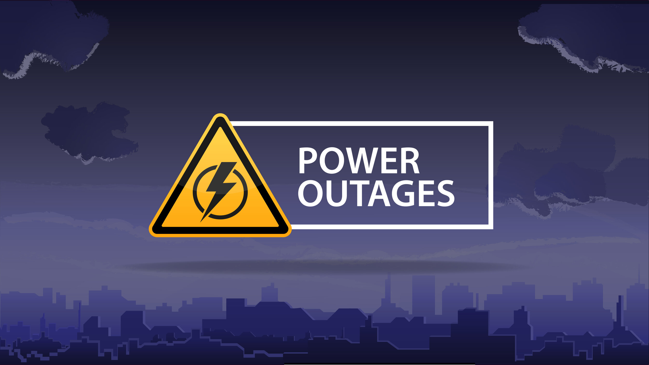 Power Outage PG&E Northern California