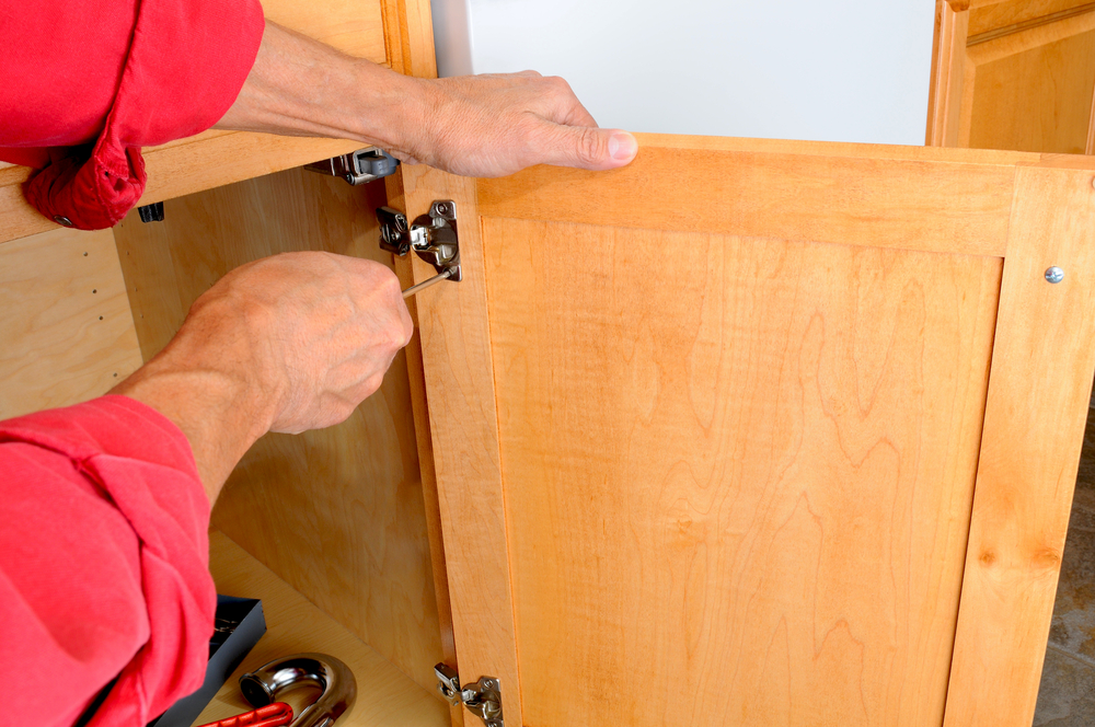 Kitchen Cabinet Repair And Painting, Kitchen Cabinets Repair