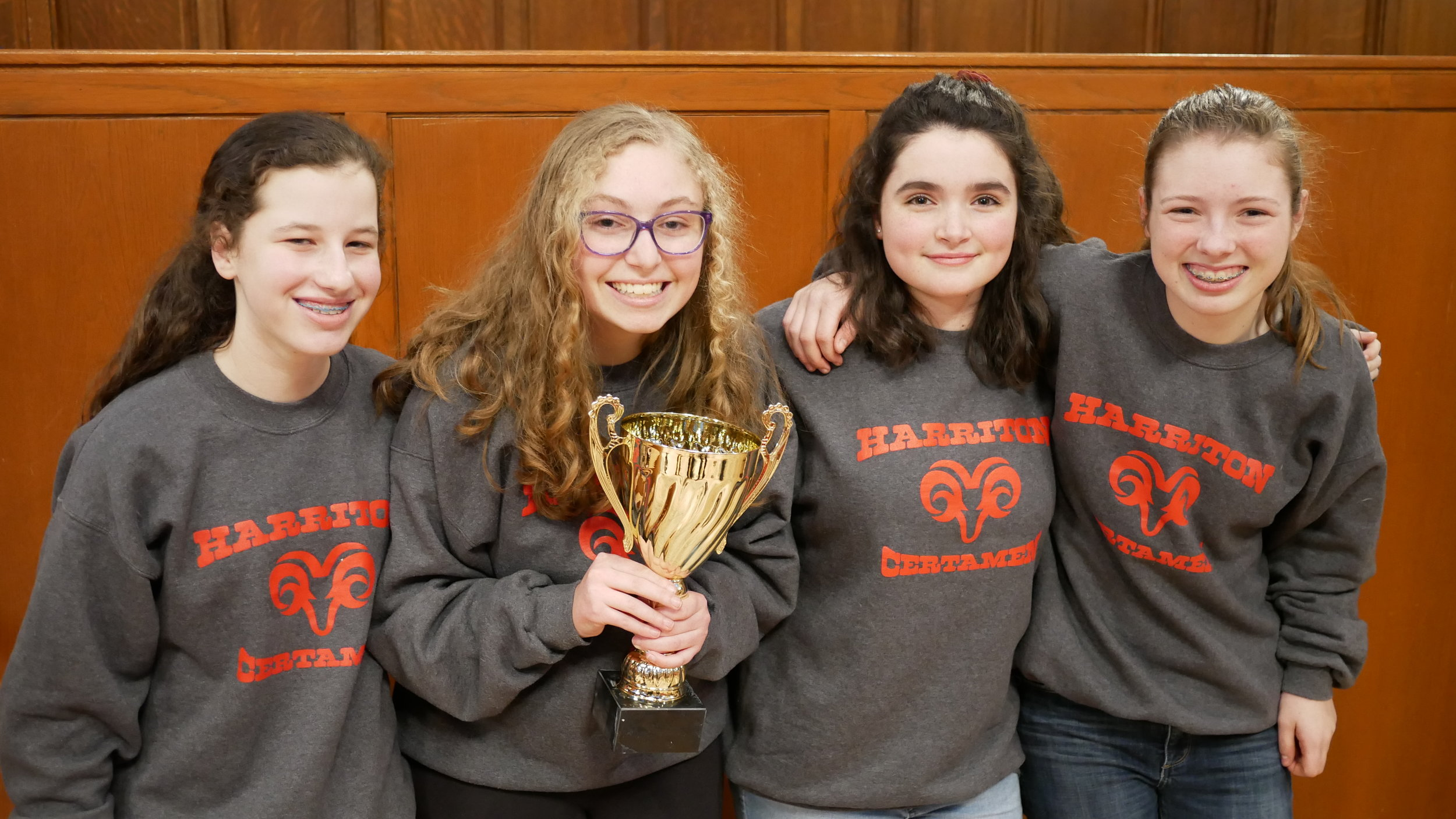 Harriton High School (PA) - 1st Place Novice Division 2019