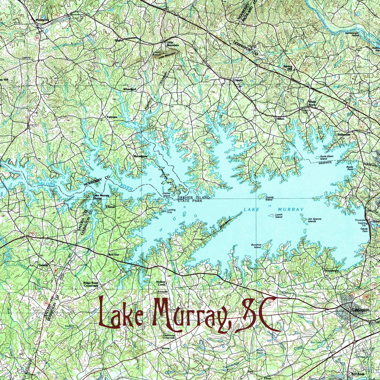 Lake Murray map trivet.jpg