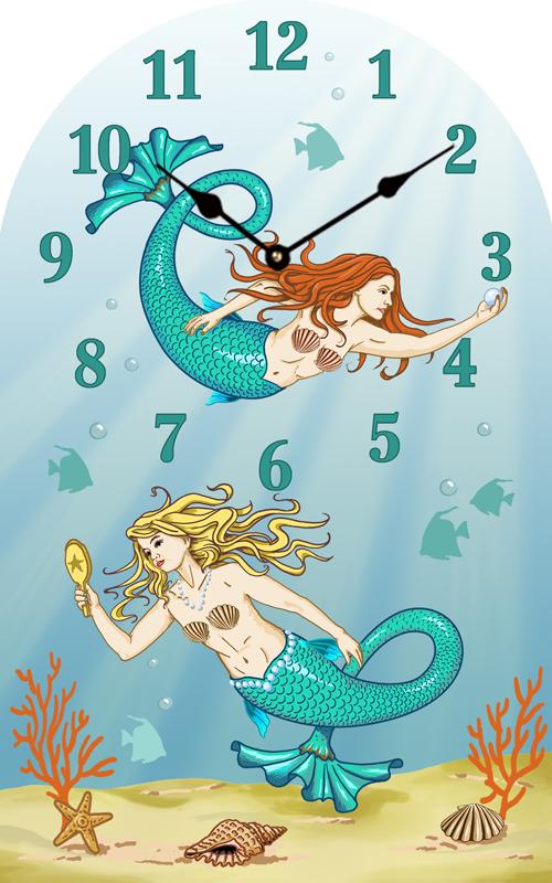 HS6837 Mermaids