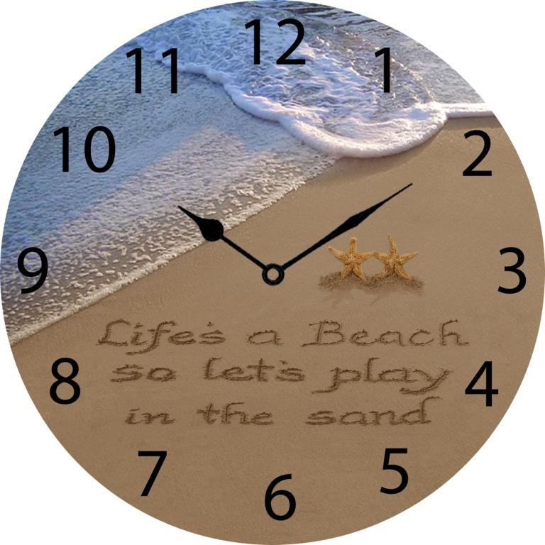 SD6081 Life's A Beach