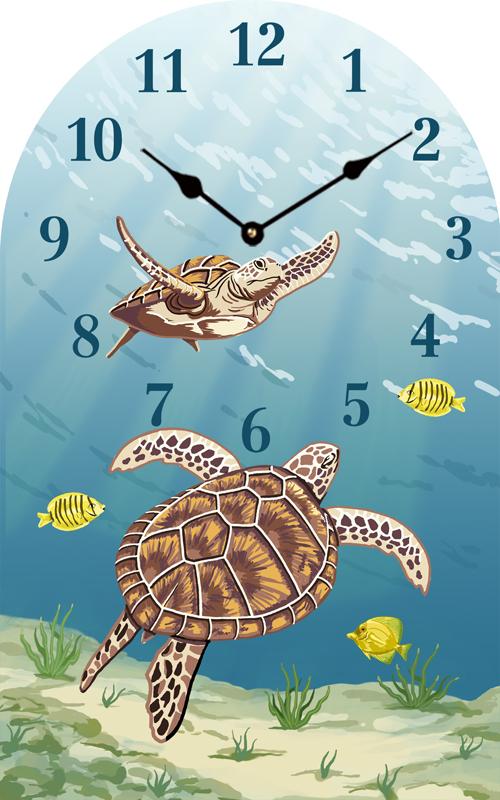 HS6839 Sea Turtles