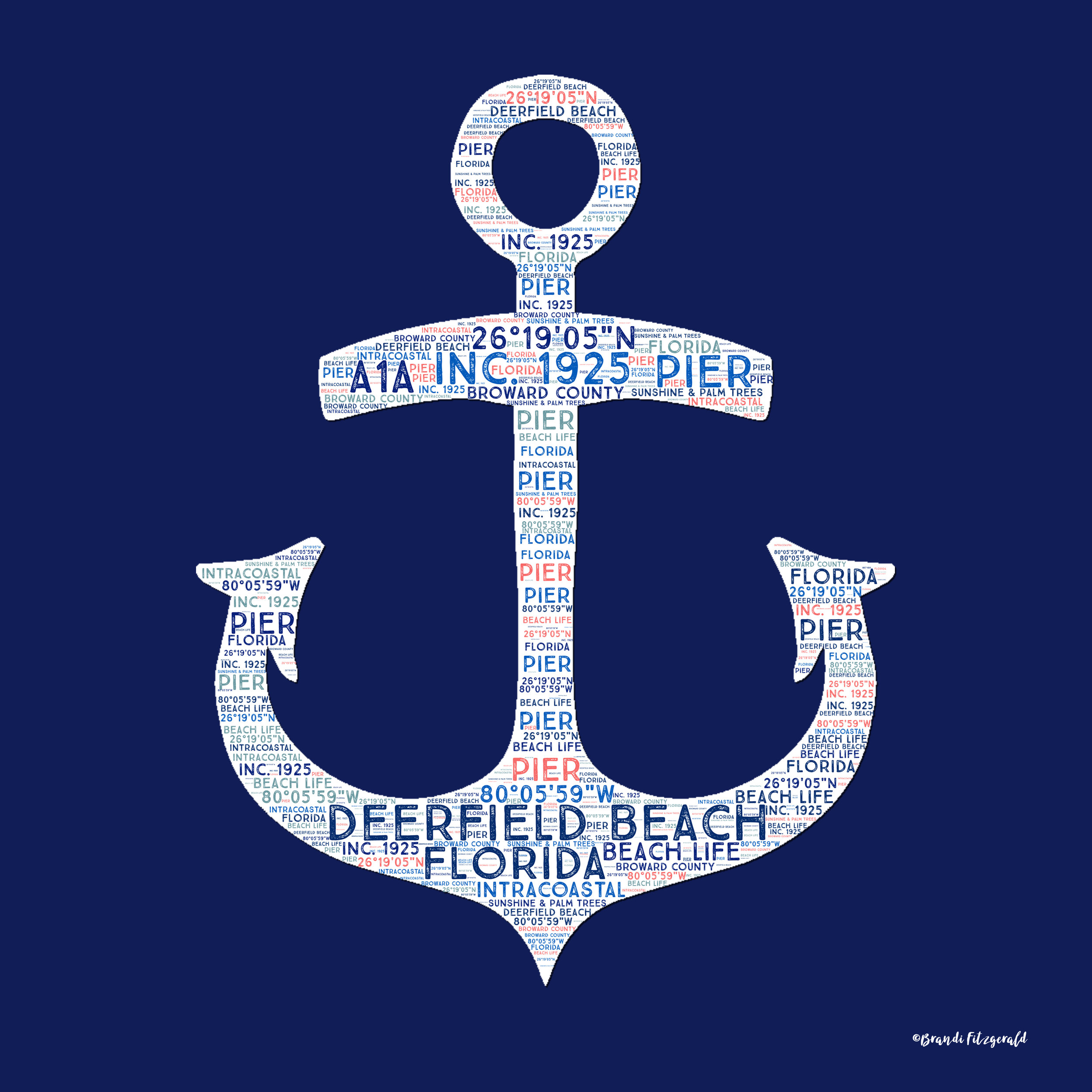 Anchor on Navy