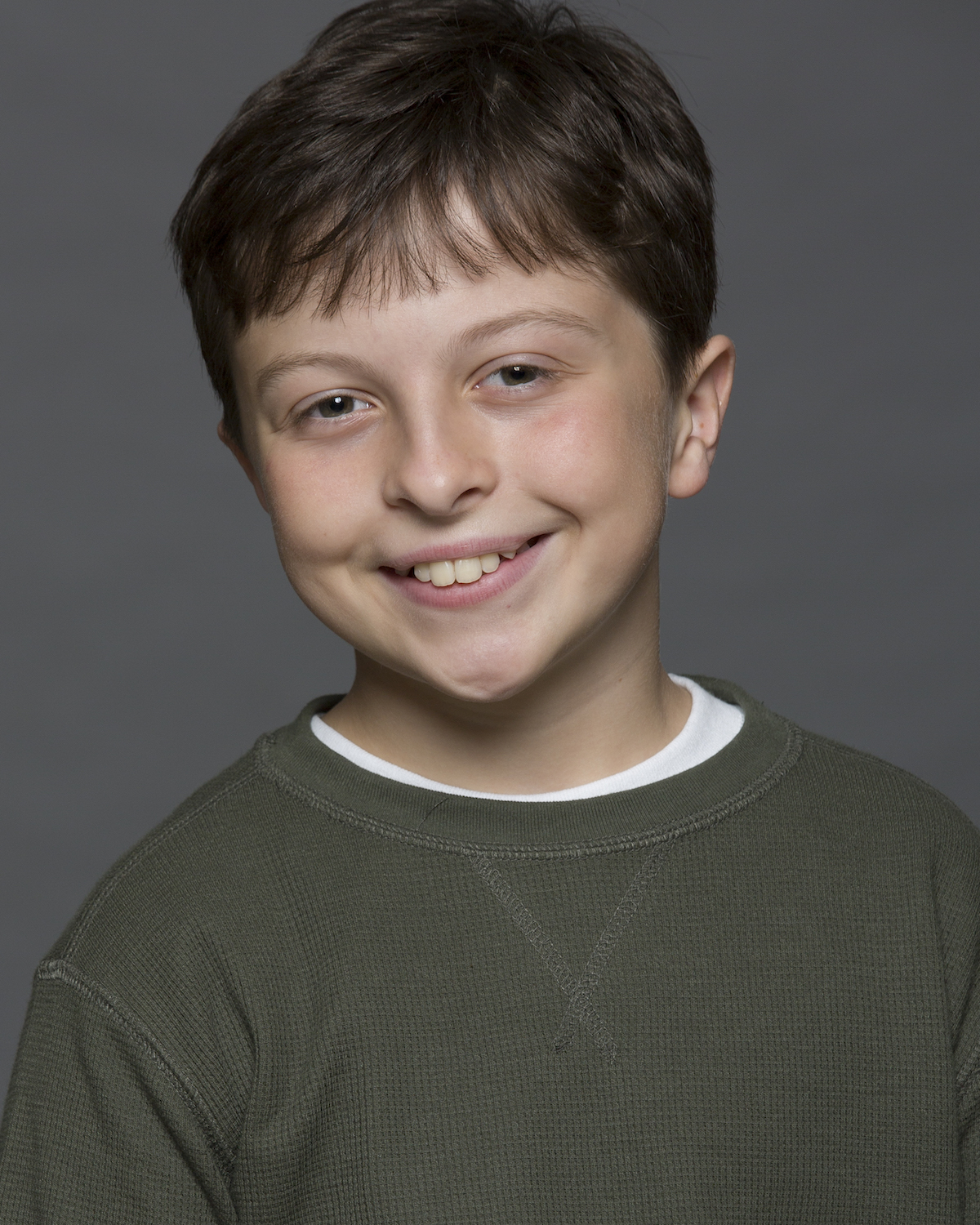 Holden Goyette (adolescent les) - Holden Goyette, who plays