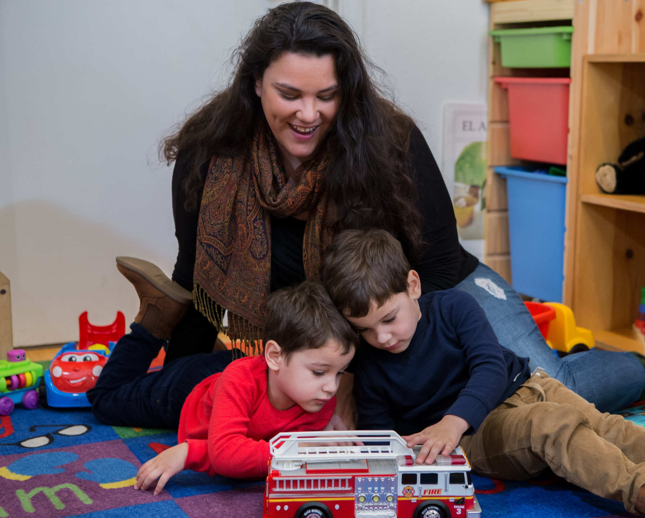 """""""Cope has really given me the tools I need to be a good parent."""""""