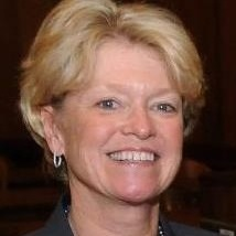 Board President Judith Myers,   Retired Legislator, New York