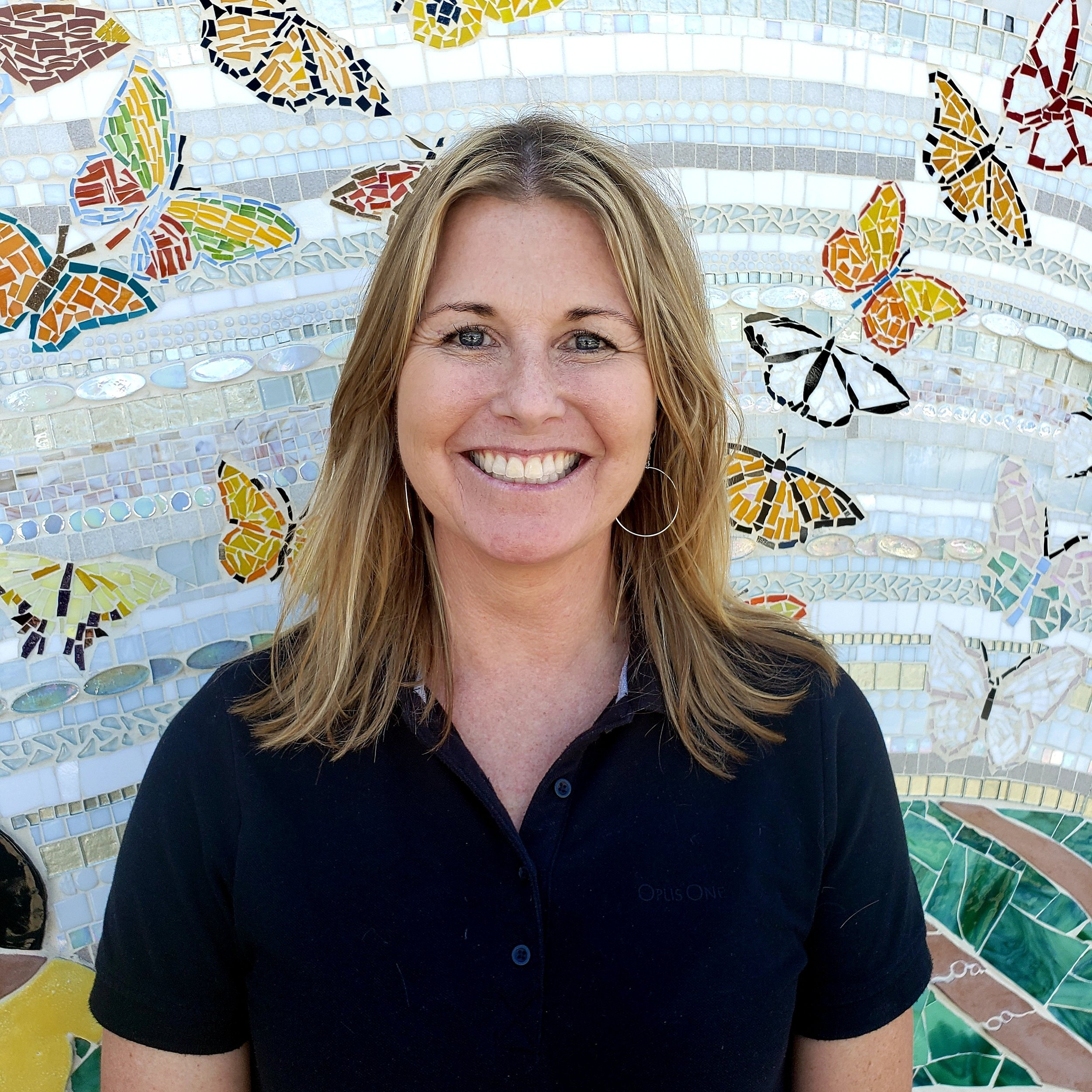 Susan Mitchell,   Facilities Director, Opus One Winery