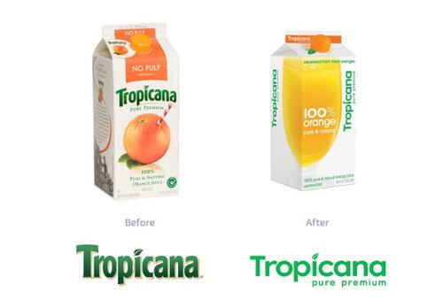 tropica rebrand