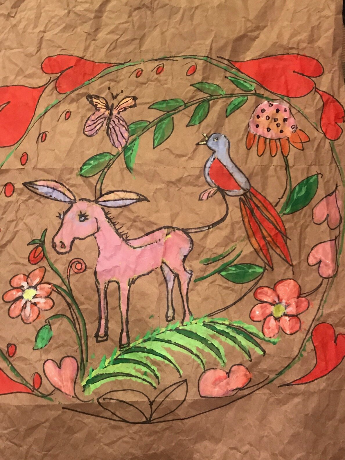 Celebrate Mayo and Mexican Folk Art -