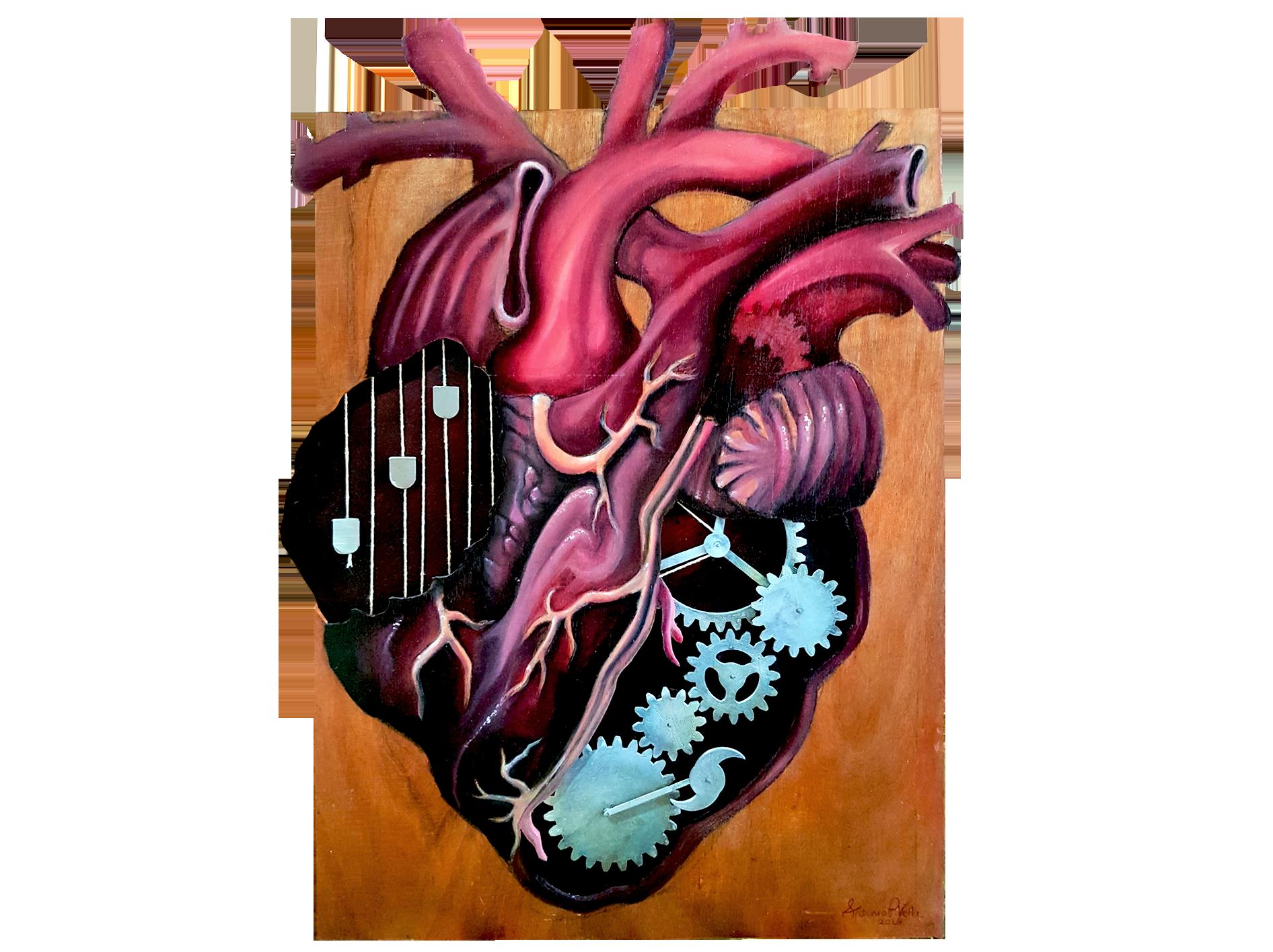 Iron Heart, acrylic on wood.png