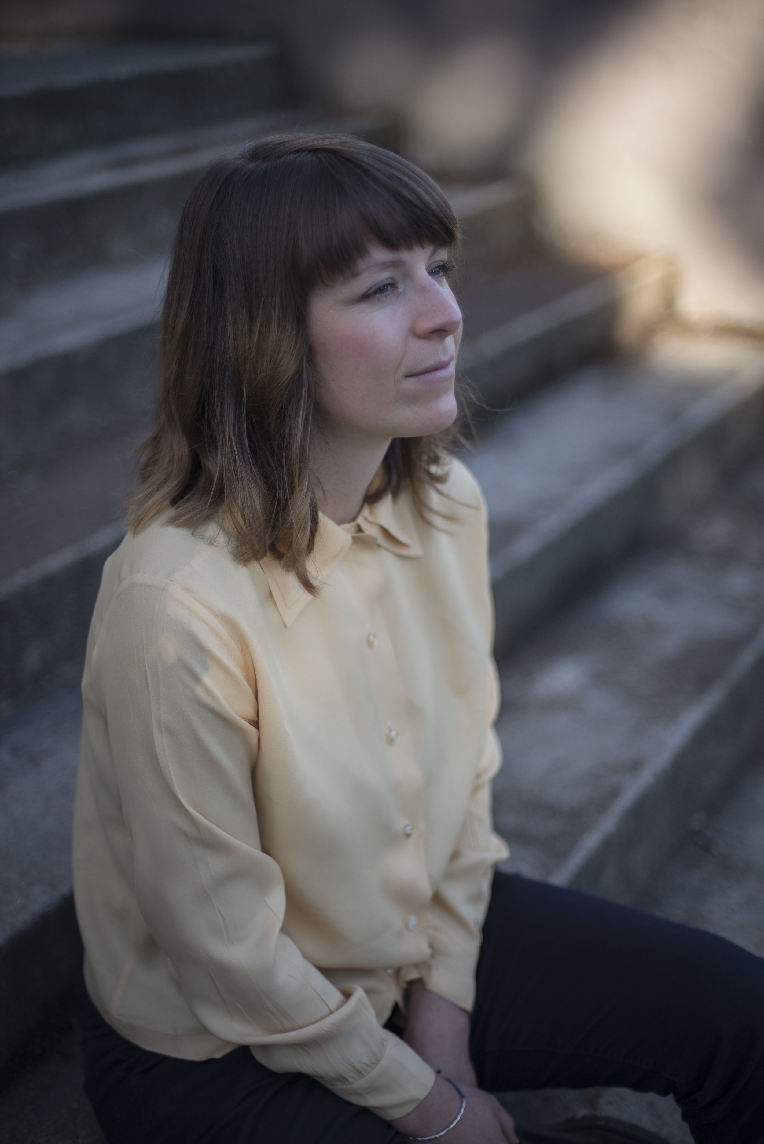 Emily Best in East Vancouver, 2017