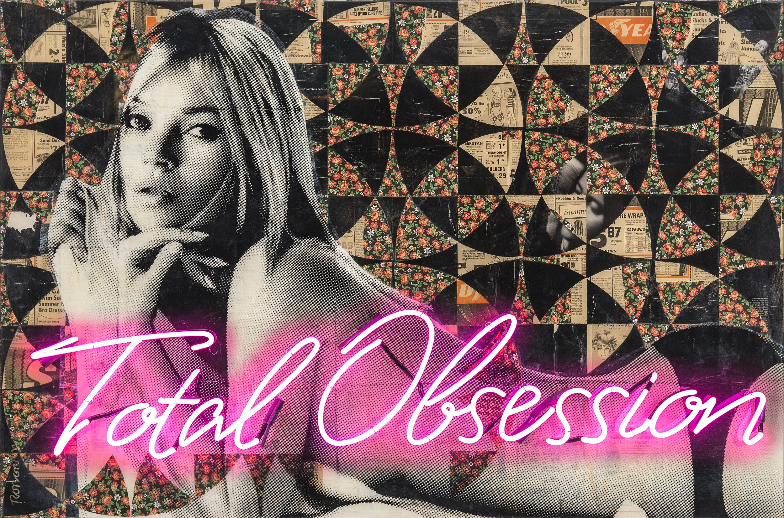 Floral Obsession – Kate