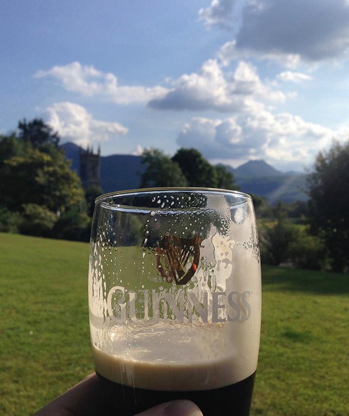 Guinness in Killarney, Co. Kerry