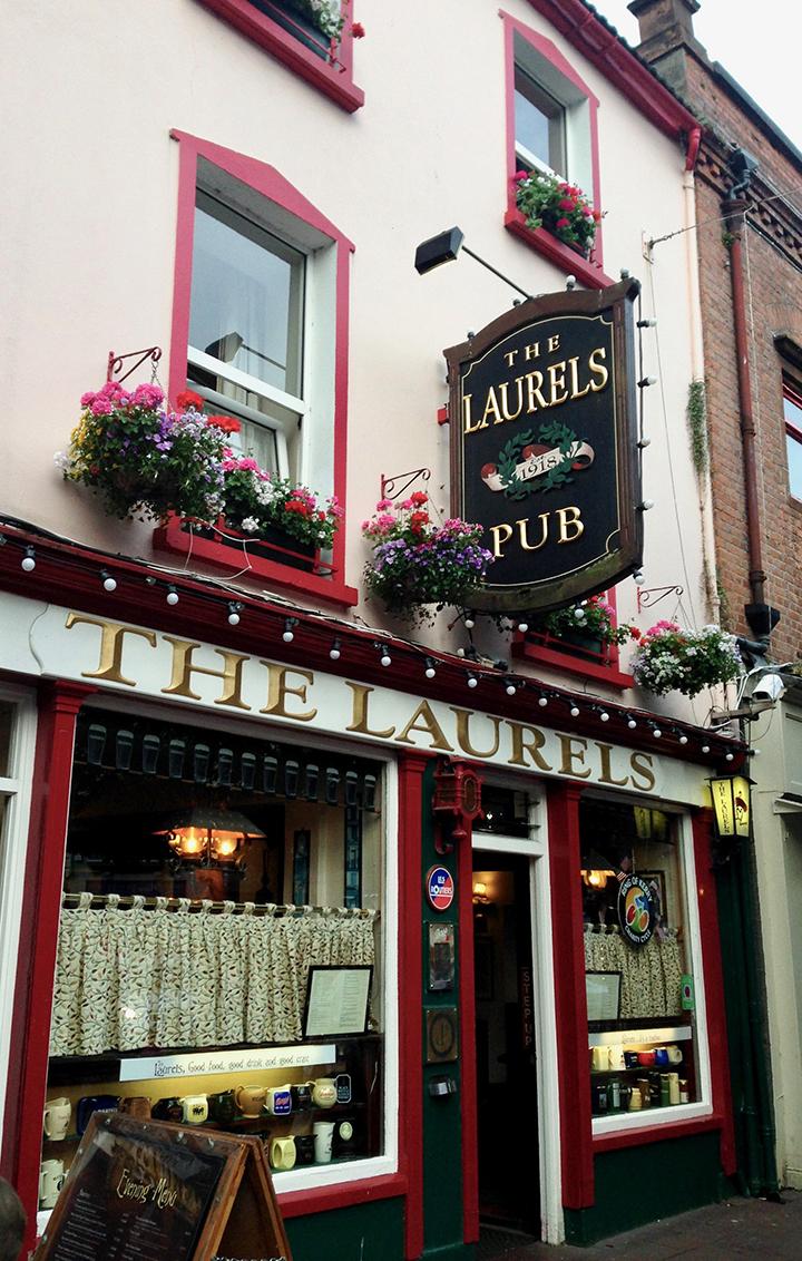 Laurels Pub, Killarney