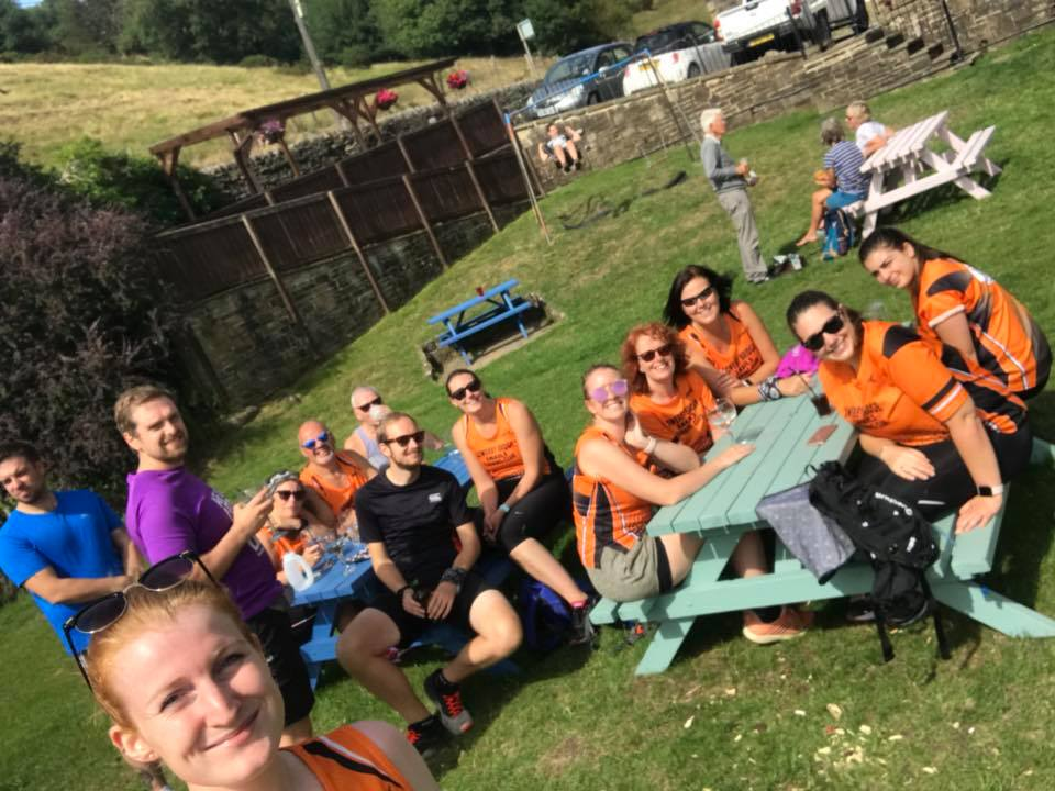 Socialise with us     It's not all about running