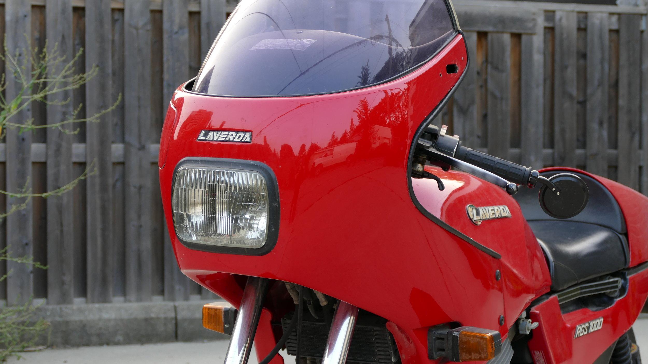 Laverda RGS 1000 -