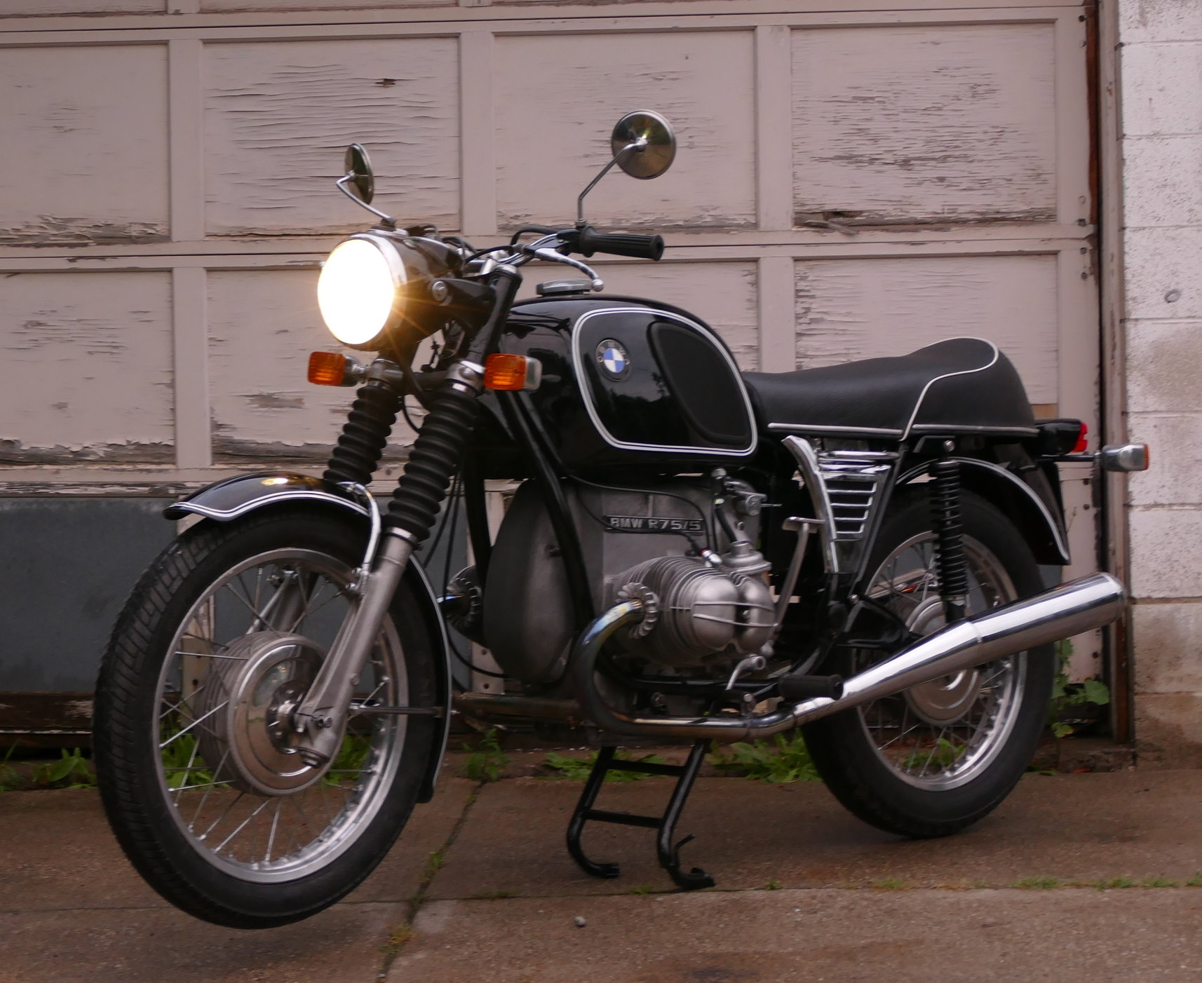 BMW R75/5 - Four Available