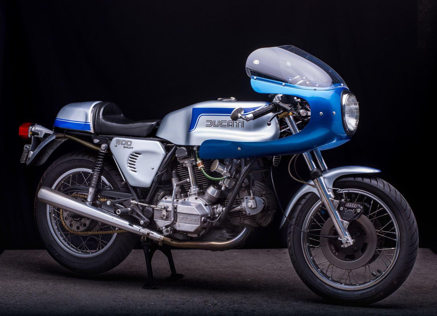 Ducati 900SS Replica - Under Restoration