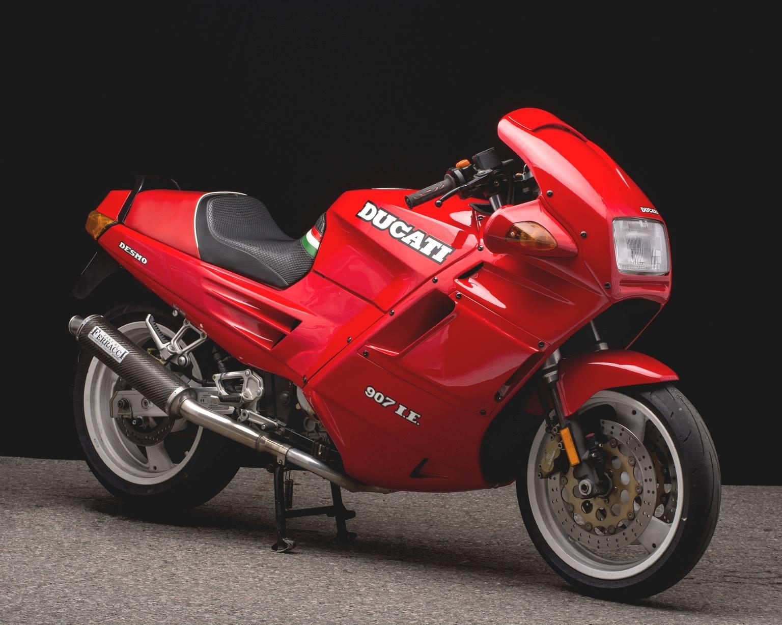 Ducati Paso - acquisition candidate