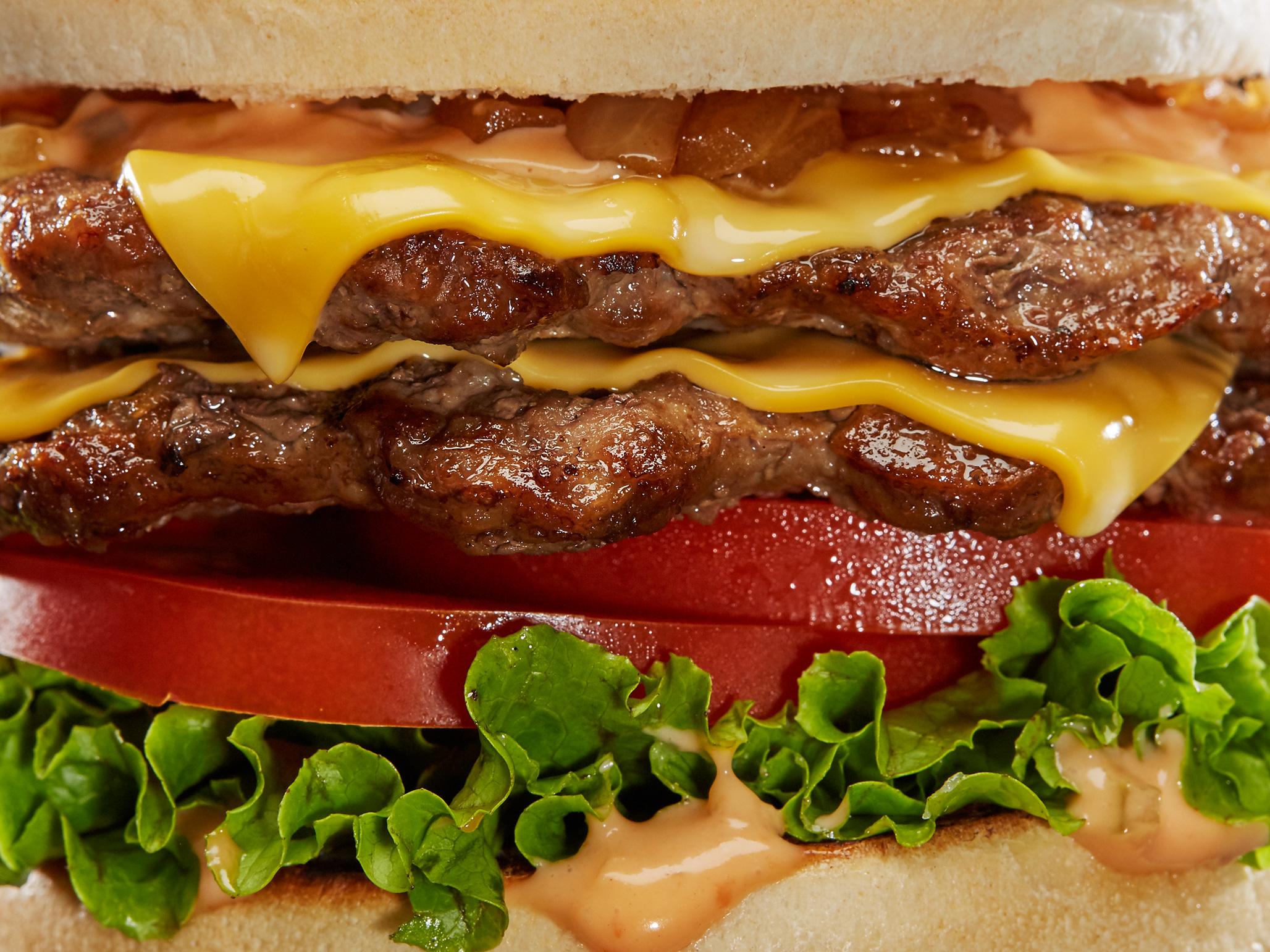 Burgers (Carl's Jr.)