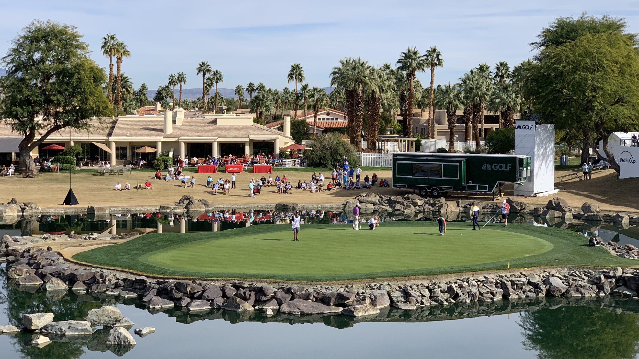 2019 DESERT CLASSIC - PGA WEST STADIUM COURSE