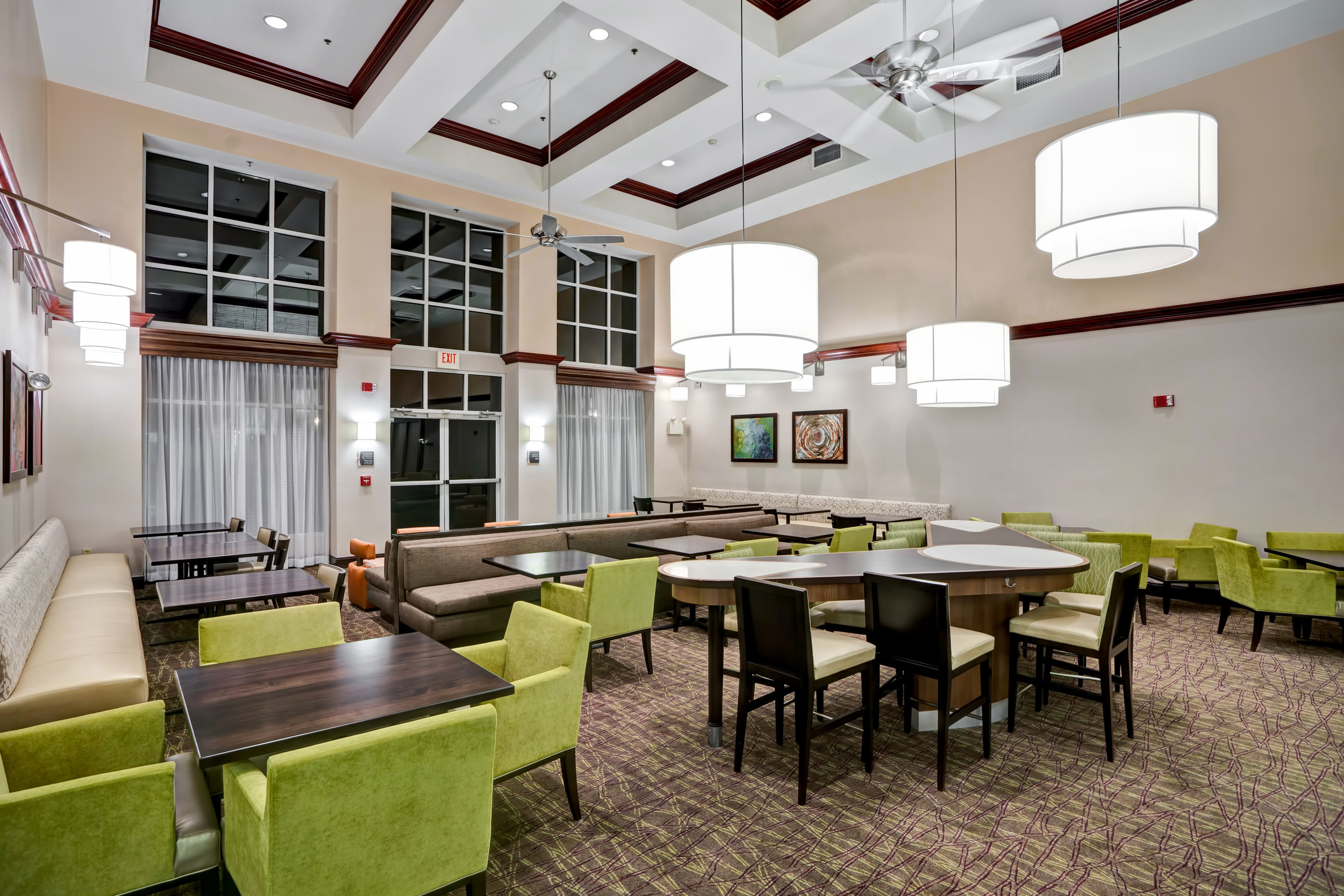 Homewood Suites by Hilton Baltimore Dining