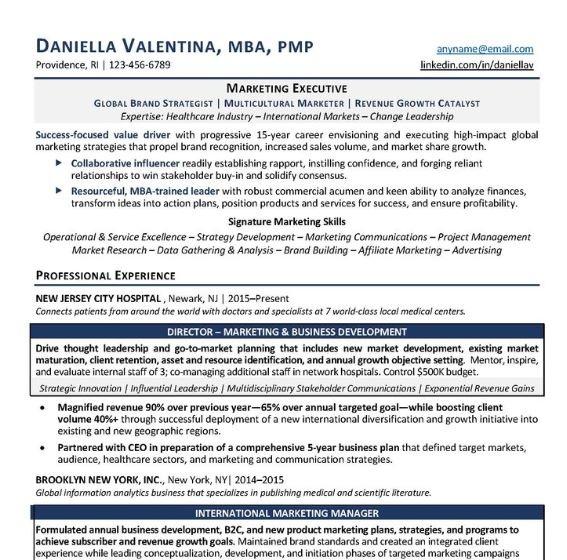 Resume /CV -