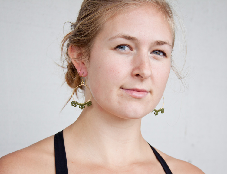 Twyla Dill Crocheted Jewelry -- Made in Seattle!